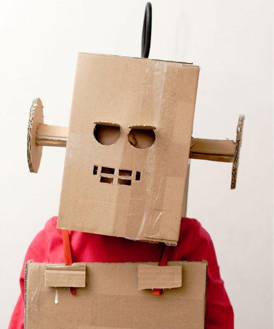 roboterkostüm