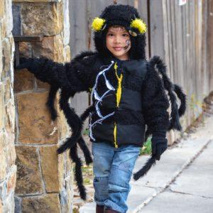 spinnen kostüm diy